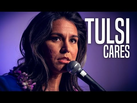 Tulsi Gabbard Calls on DNC to Reform, Denounces Progressive Purge
