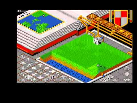 Populous Amiga 500