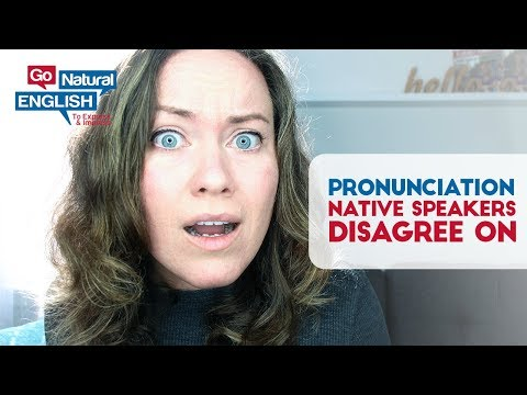 11 English Vocabulary Words Pronunciation NATIVE Speakers Disagree On 😳