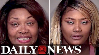 New Jersey mother-daughter prostitution team arrested in police sting