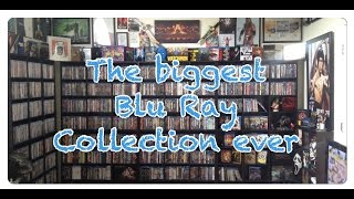 The Biggest Blu Ray Collection Ever