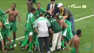 ملخص مباراه السعوديه - هولندا نهائي كأس العالم 2006 HD