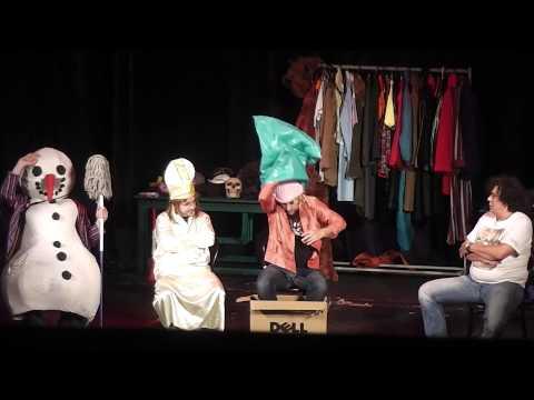 Partička [1080p HD] - Broadway - Párty - 22.12.13 (17:00)