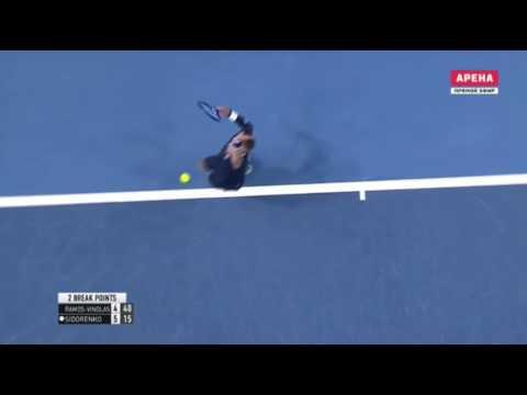 Alexandre Sidorenko vs Albert Ramos Highlights ST  PETERSBURG OPEN 2016