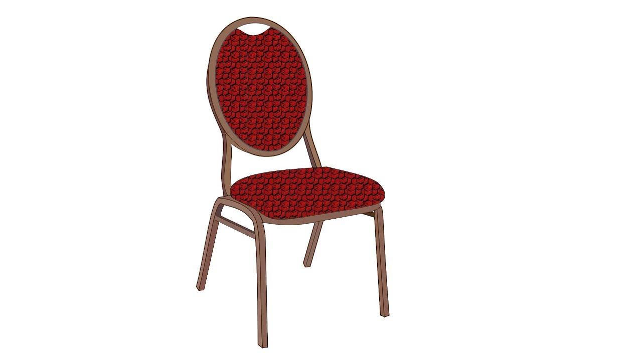 diy anleitung stuhl mit r ckenlehne selbst neu beziehen tipps und tricks youtube. Black Bedroom Furniture Sets. Home Design Ideas