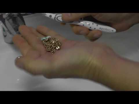 Качественная чистка золотых и серебряных украшений в домашних условиях за 10 секунд