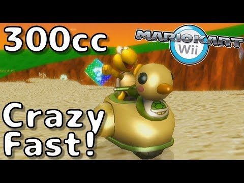 Crazy Fast Racing! - Skipper's 200km/h Pack Online! (300cc) - Feat. Troy, NMeade and others!