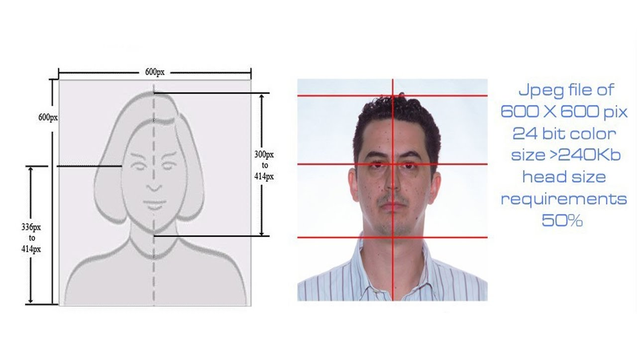 How to make usa visa photo in photoshop photoshop tutorial youtube photoshop tutorial manipulation maxwellsz
