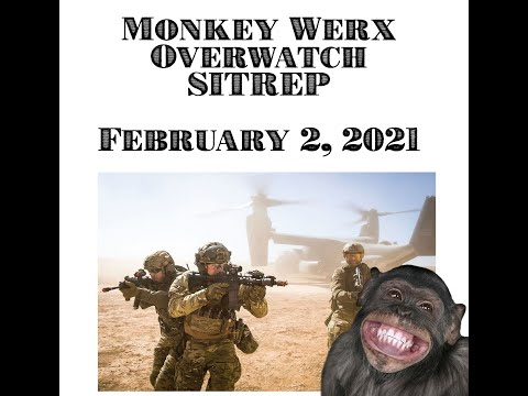 Monkey Werx Overwatch SITREP 2 2 21
