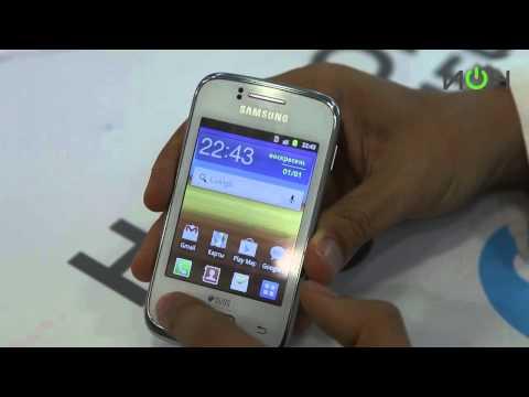 Samsung GT-S6102 Galaxy Y Duos