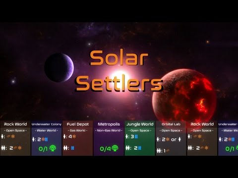 Скриншот №1 к Solar Settlers