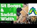 Sit Bones & Saddle Width | Bike Fit