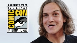 Comic Con 2012 - Jay Mewes Previews Jay and Silent Bob App