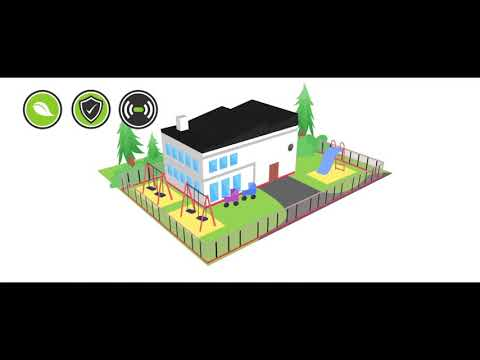Green Pest Control System