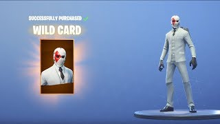 *NEW* WILD CARD IN THE ITEM SHOP! Fortnite Battle Royale