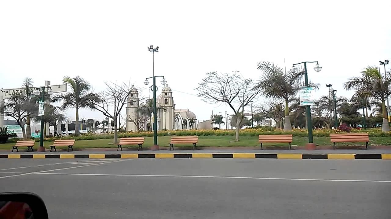 Fotos de la plaza mayor de nuevo chimbote 90