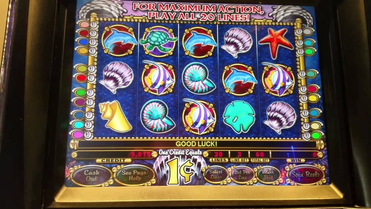 Mermaid Casino Games
