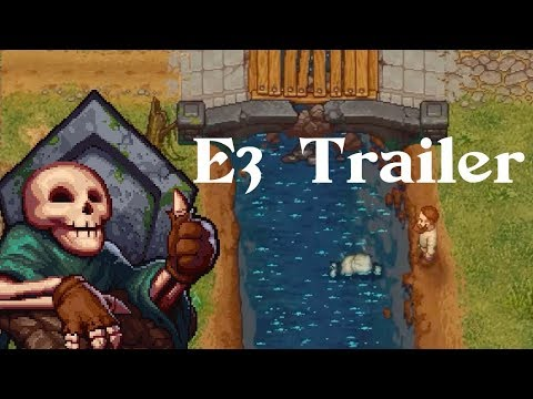 Graveyard Keeper E3 Trailer