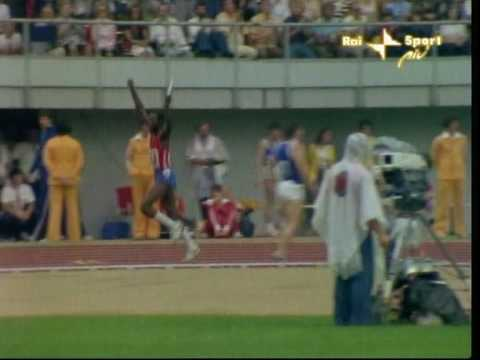 1976 Montreal olympic 4x100m final