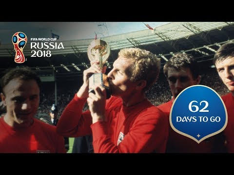 62 DAYS TO GO! England's chequered history