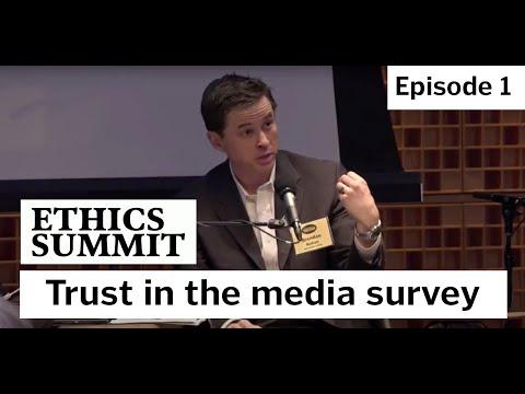 2017 Poynter Ethics Summit: Trust in the Media Survey