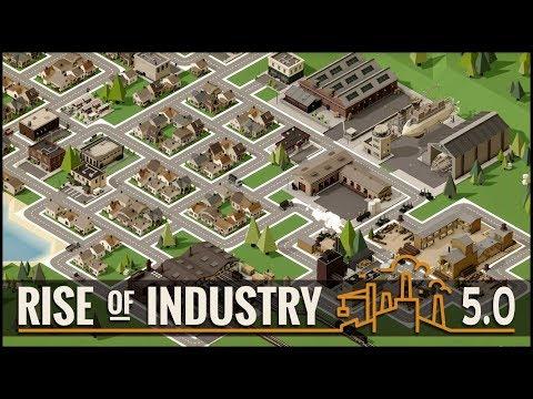 Rise of Industry 5.0 | Angezockt! [Gameplay German Deutsch]