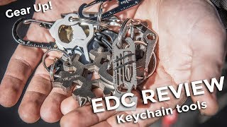 KeyChain Multi-Tools | Gear Up! (Ep.9) | EDC Gear Review