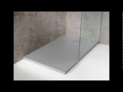Instalar plato de ducha compact pizarra extraplano doovi for Instalar plato ducha