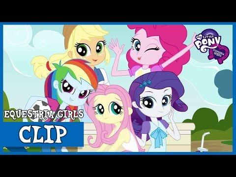 A Friendship Divided - MLP: Equestria Girls [HD]