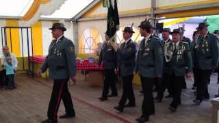 Schützenfest 2013 in Haren-Rütenbrock (Emsland) Teil 1