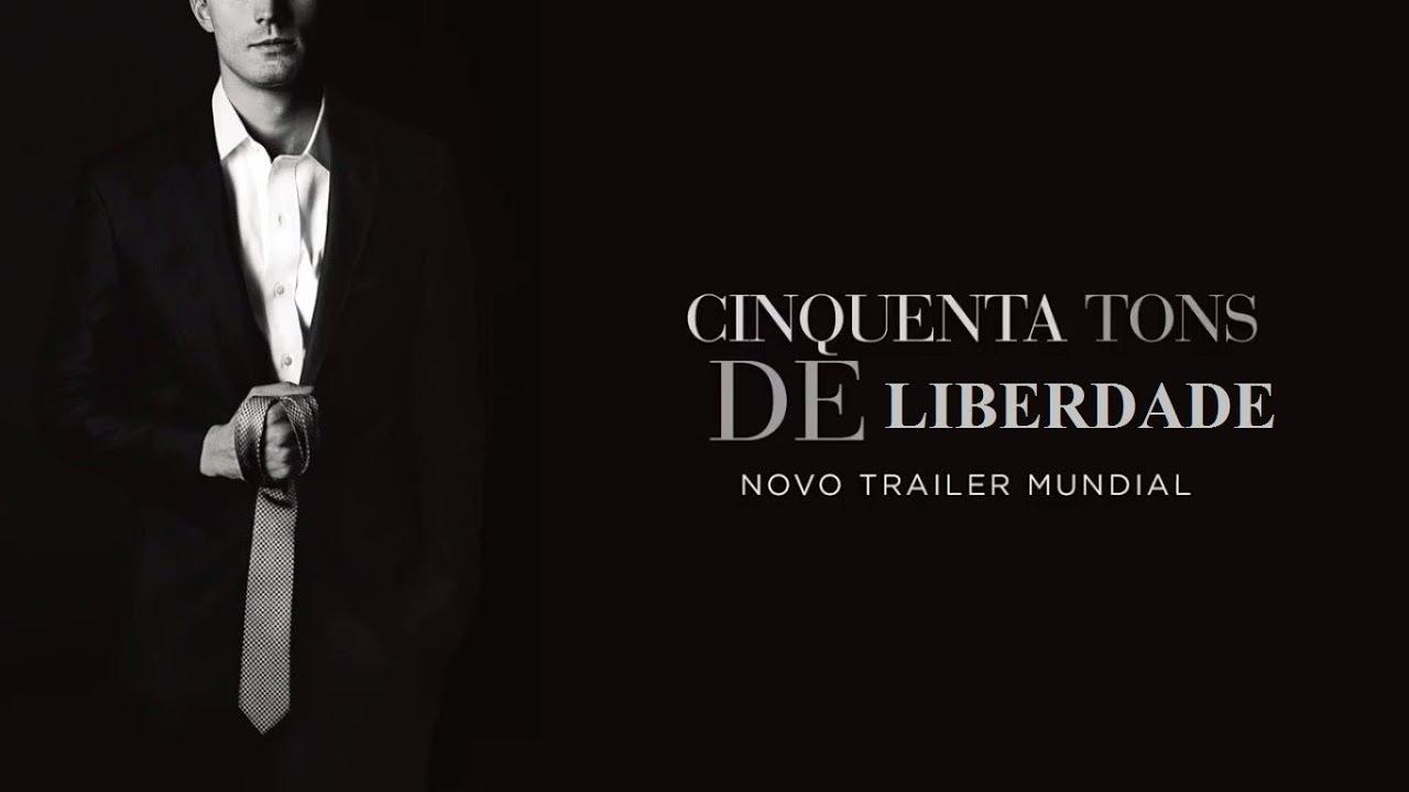 50 Tons De Liberdade (fifty shades of freedom) - trailer oficial legendado 2017