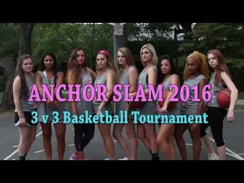 CNU Delta Gamma Anchor Slam '16