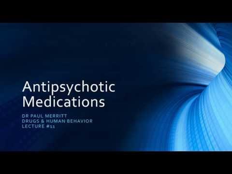 Antipsychotic Medications