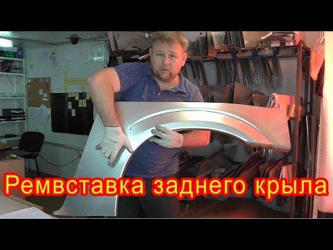 Обзор ремонтных арок из оцинкованной стали. Магазин СМАРТ МАРКЕТ.