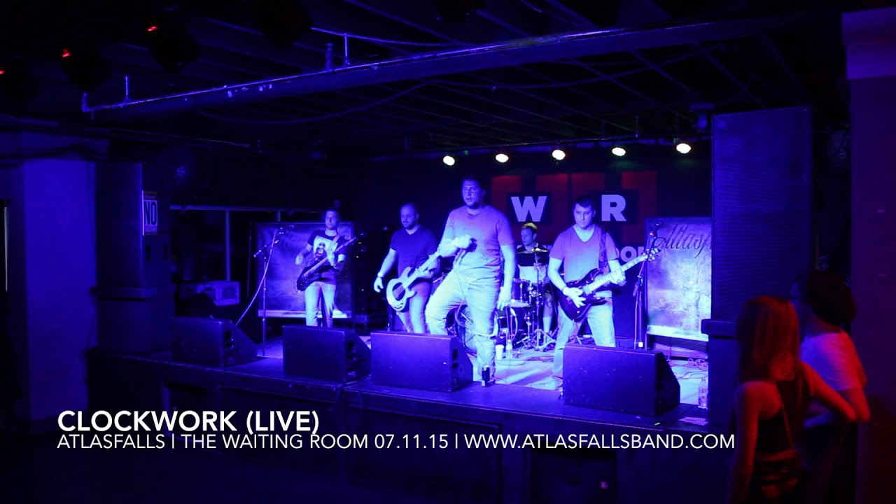 fugazi waiting room live atlasfalls clockwork live 07 11 15 the waiting 13911