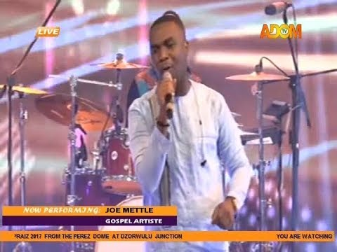 Joe Mettle's Performance Performs @Adom Praiz 2017 on Adom TV (6-10-17)