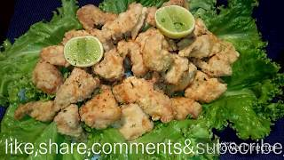 Hot thai fried chicken recipe | by baby's kitchen.