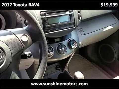 2012 Toyota Rav4 Used Cars Missoula Mt Youtube