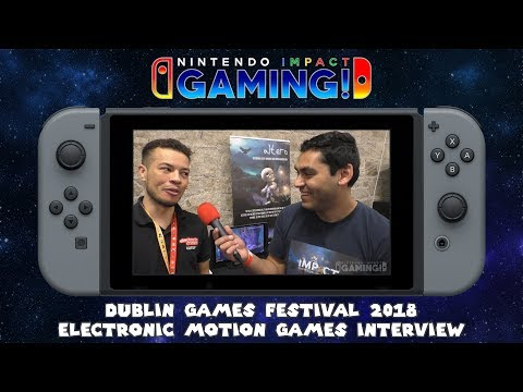 Dublin Games Festival 2018   Electronic Motion Games Interview