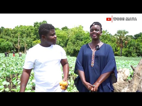 A 28 Years Old Lady Left America To South Sudan & Now Own 19 Acres Farm!