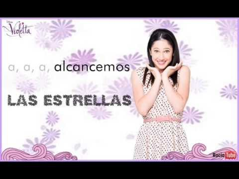 Alcancemos las estrellas - Violetta 2 - Francesca Travel Video