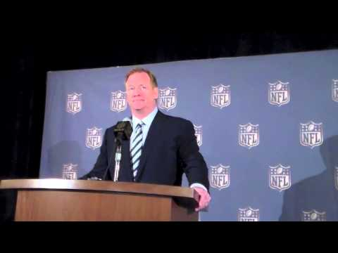 Roger Goodell Says Oakland Has Not Submitted NFL Stadium Proposal