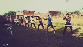 Jhansi me martial arts academy Nsakm