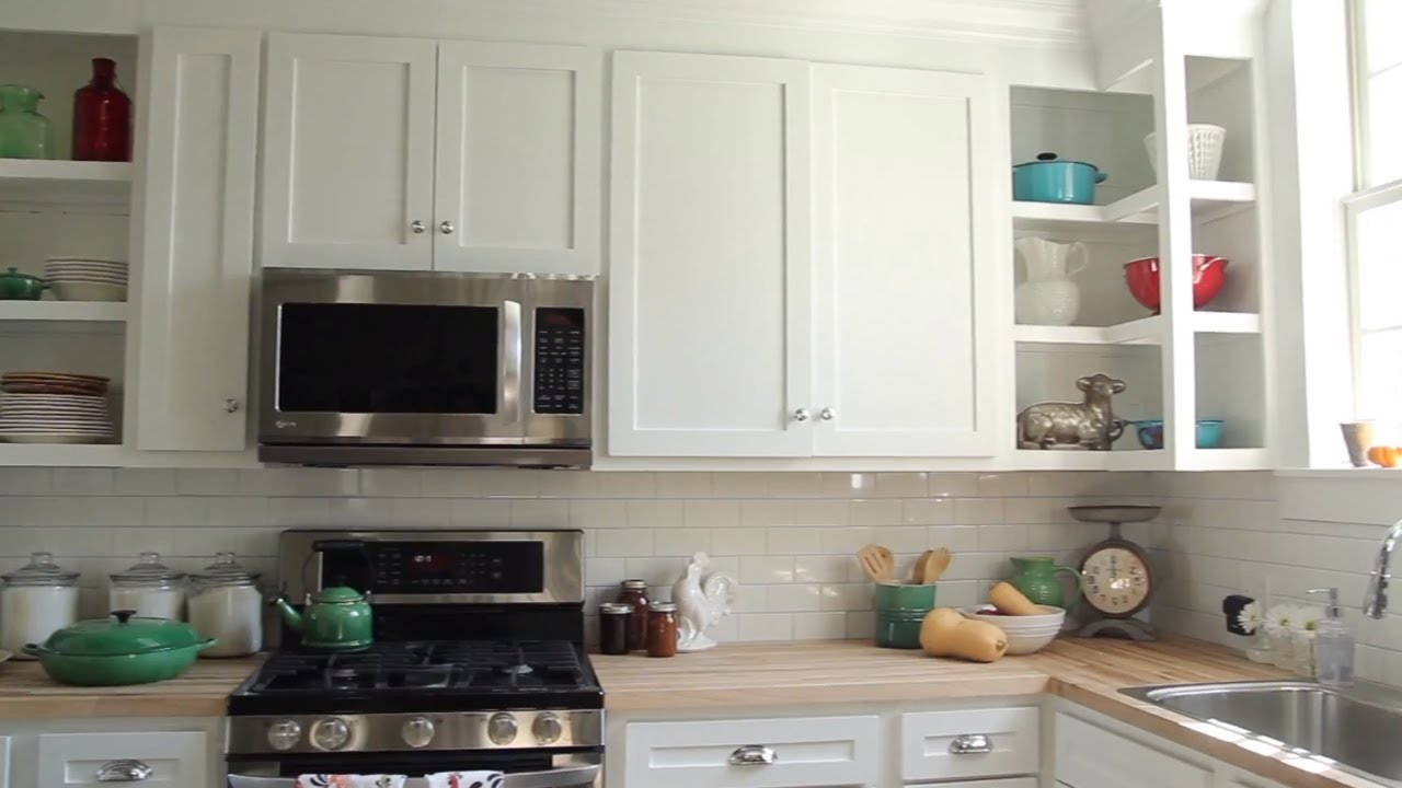 Finished Kitchen Reveal Ghc In Depth With P Allen Smith