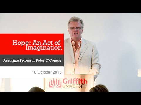 Hope: An Act of Imagination - Peter O'Connor