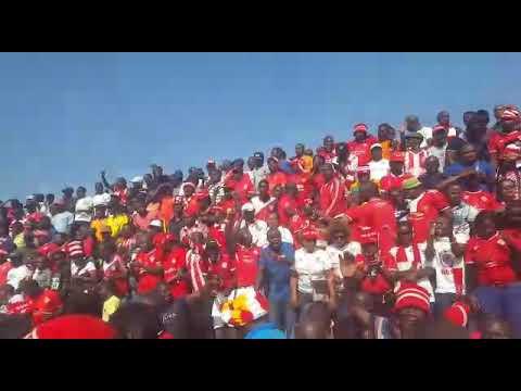 Midlands fans vs San Pedro 12/01/19