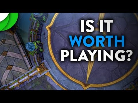 Is Vainglory Worth Playing In 2018? | Review