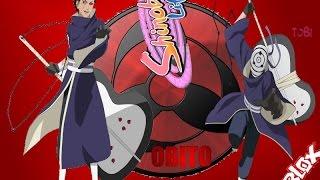 Obito Uchiha Mongekyo Sharingan-Roblox Shinobi Life