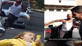 joe budden chases down several drake fans twitter goes crazy