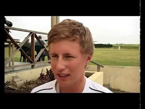 Interview with Yorkshire's Joe Root.wmv